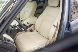 Range Rover Vogue защита кожи салона керамикой