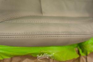 Lexus LX 570 покраска сидений