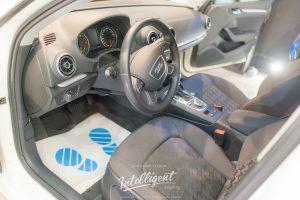 Audi A3 химчистка салона