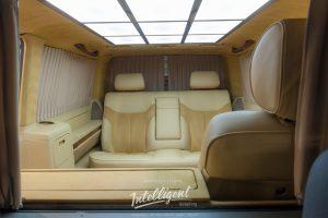 VW Volkswagen Multivan химчистка салона и покраска кожи